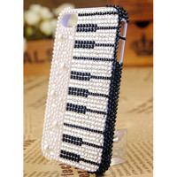 iPod Touch and iPhone4S 3GS Piano Protective Case Cover - GULLEITRUSTMART.COM