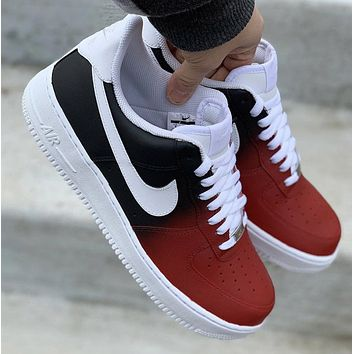 "Air Force 1 ""Get faded side to side"""