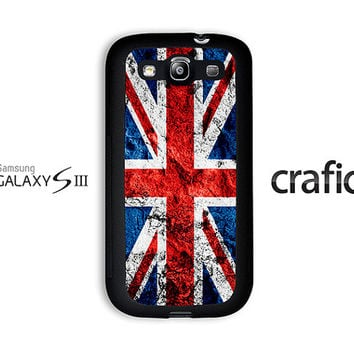Samsung Galaxy S3 Vintage British Flag Case