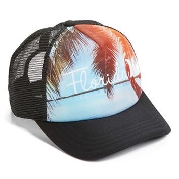 shop hurley trucker hats on wanelo