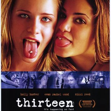 Thirteen 27x40 Movie Poster (2003)