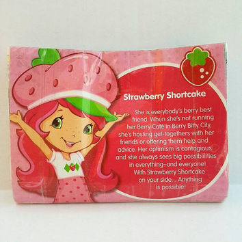 Strawberry Shortcake Comic Book Pouch Clutch