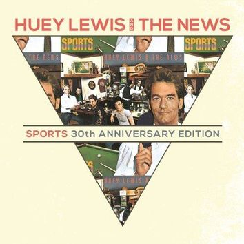 Huey Lewis And The News - Sports 30th Anniversary Deluxe