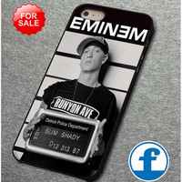 Eminem mugshot    for iphone, ipod, samsung galaxy, HTC and Nexus PHONE CASE