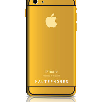 HautePhones | World's Best Luxury iPhones | 24kt Gold | Custom iPhones
