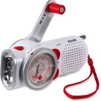 Eton American Red Cross Rover Self-Powered Radio