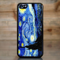 Van Gogh Starry Night Case for Apple iPhone 5c