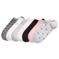 H&M 7-pack Ankle Socks $9.99