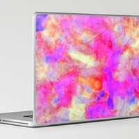 Electrify Laptop & iPad Skin by Amy Sia | Society6