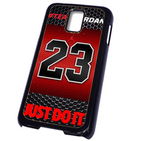 Michael Jordan Nba Chicago Bulls FOR SAMSUNG GALAXY S5 CASE**AP*