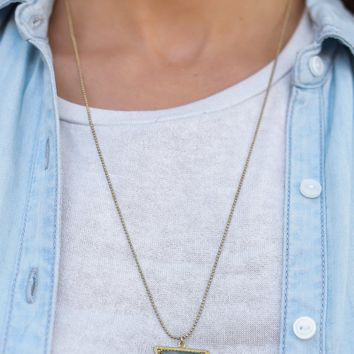 Broad Horizons Necklace