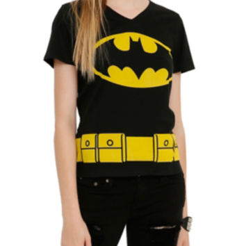 DC Comics Batman Girls Costume T-Shirt