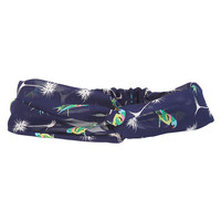 Aeropostale Womens Parrot Headband - Blue, One