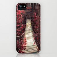 Enchantment iPhone & iPod Case by Ann B.