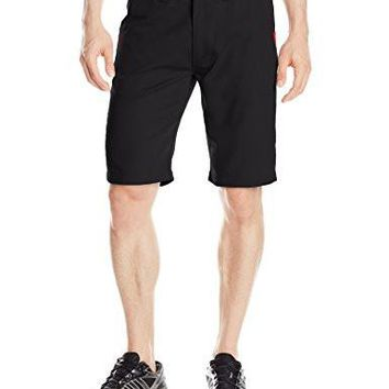 adidas Originals Men's Sport Luxe Twill Short, Medium, Black