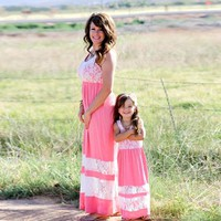 #Matching mommy and me Summer Dresses