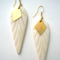 Anika Wing Earrings