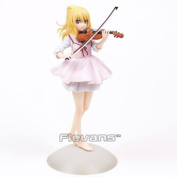 Your Lie in April Miyazono Kaori 1/7 Scale PVC Figure/ Collectible Model Toy