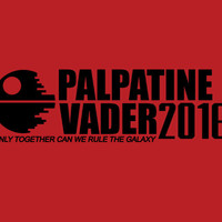 Star wars inspired the emperor palpatine darth sidious vader maul bane sith lord force jedi movie dvd luke skywalker death star 2016 Tee