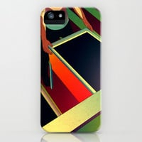 Present Reality iPhone & iPod Case by Eric Petersen