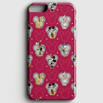Swag Hipster Mickey iPhone 7 Case