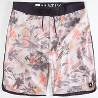 Matix Atomic Mens Boardshorts Natural  In Sizes