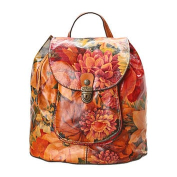 Patricia Nash Casape Backpack