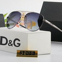 D&G Dolce&Gabbana Men's and Women's Tide Brand Polarized Sunglasses F-A-SDYJ NO.2