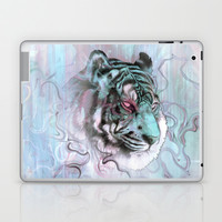 Illusive By Nature (Blue) Laptop & iPad Skin by Mat Miller