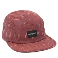 Nixon Tide Camper 5 Panel Hat - Mens Backpack