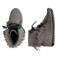 Girls' Minnetonka® Tramper boots - AllProducts - sale - J.Crew