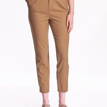 Old Navy Womens High Rise Twill Pants