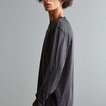 Cheap Monday Yard Solid Long Sleeve Tee | Urban Outfitters