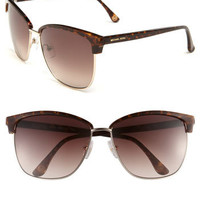 MICHAEL Michael Kors 'Griffin' 15mm Retro Sunglasses | Nordstrom