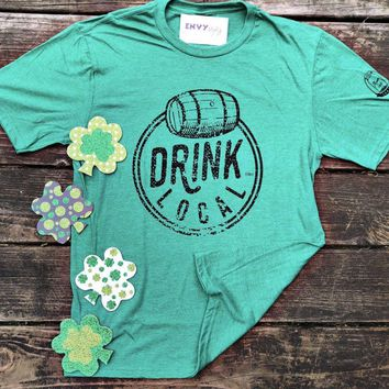Drink Local Graphic Tee C4