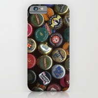 Caps beer iPhone & iPod Case by Ylenia Pizzetti | Society6