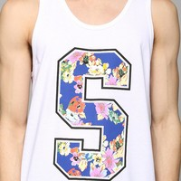Stussy S Flowers Tank Top - Urban Outfitters