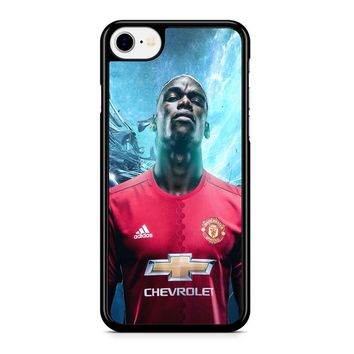 Paul Pogba Manchester United iPhone 8 Case