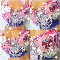 Reserved for Claire: Tomorrowland Rave Bra