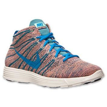 Men's Nike Lunar Flyknit Chukka Running Shoes