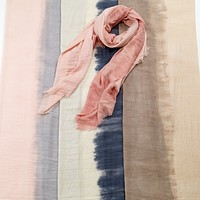 Soft Ombre Scarves