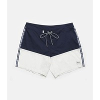 Rhythm Trim Trunks Blue
