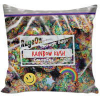 Rainbow Kush Pillow