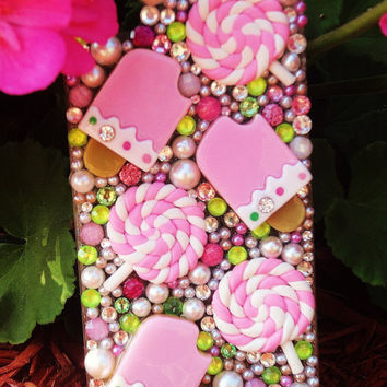 Candy Land Custom iPhone 4/4S Case