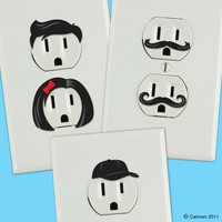 Want! / Outlet Stickers