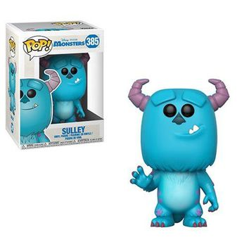 Monsters Inc.: Sulley