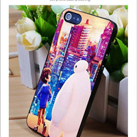 baymax and hiro iPhone for 4 5 5c 6 Plus Case, Samsung Galaxy for S3 S4 S5 Note 3 4 Case, iPod for 4 5 Case, HtC One for M7 M8 and Nexus Case