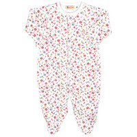 Luigi Kids, Infant Floral Footie