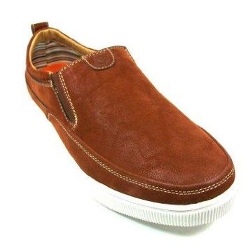 Men's 30199 Casual Round Toe Moccasins Slip On Loafer Shoes