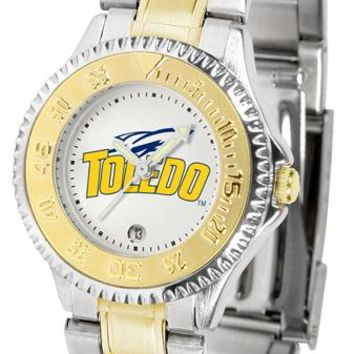 Toledo Rockets Competitor Ladies Two-Tone Watch